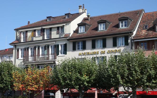 Hostellerie de Genève - Vevey - Building
