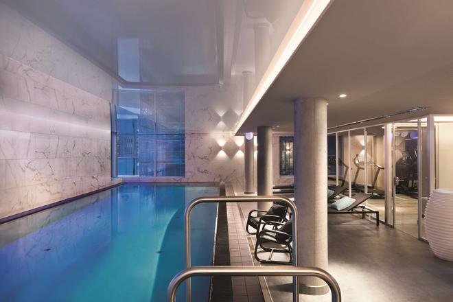 Adina Apartment Hotel Hamburg Speicherstadt - Hamburgo - Piscina