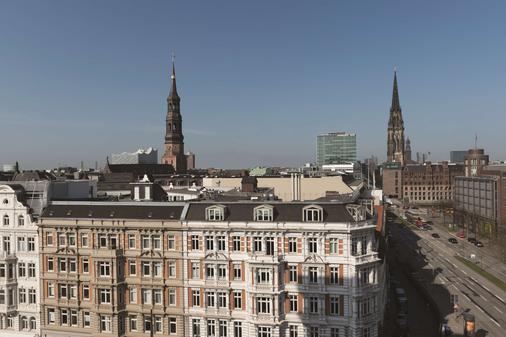 Adina Apartment Hotel Hamburg Speicherstadt - Hamburg - Building