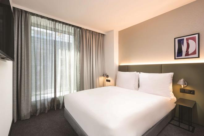 Adina Apartment Hotel Hamburg Speicherstadt - Hamburgo - Habitación