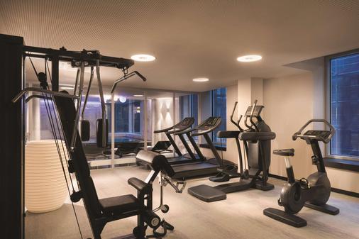 Adina Apartment Hotel Hamburg Speicherstadt - Hamburg - Gym