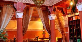 Riad Lila - Marrakech - Patio
