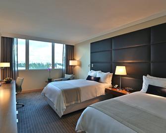 Intercontinental At Doral Miami, An IHG Hotel - Doral - Bedroom