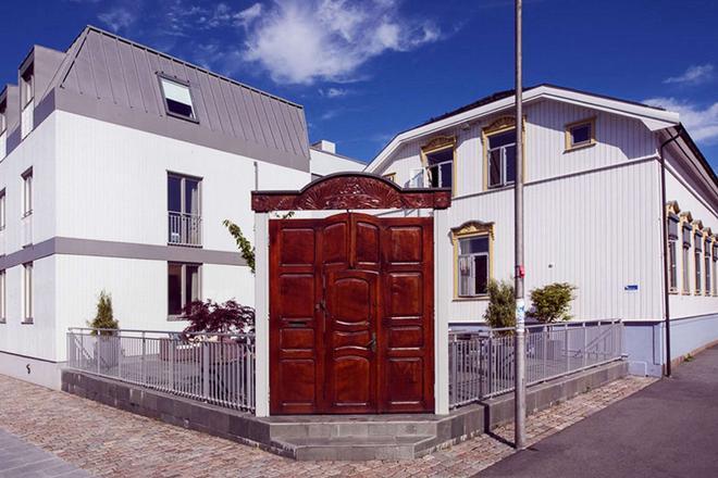 Clarion Collection Hotel Tollboden - Drammen - Rakennus