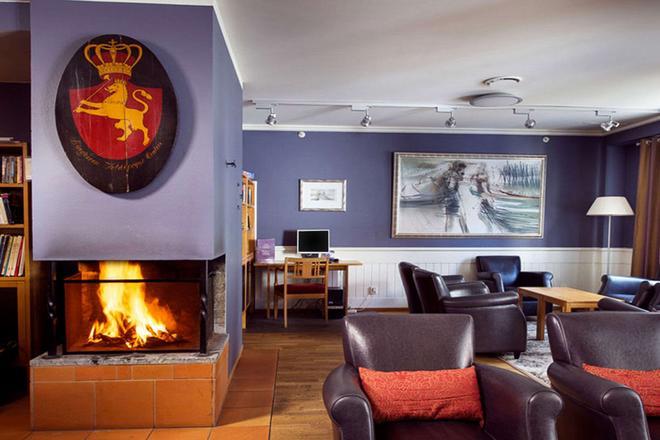 Clarion Collection Hotel Tollboden - Drammen - Oleskelutila