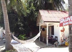 Sea Love Bungalows - Ko Pha Ngan - Edifício