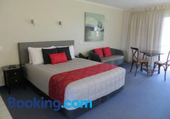 Harbour View Lodge - Napier - Bedroom