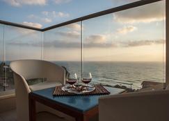 Azimut Hotel Medi Terre Netanya - Netanya - Edifício