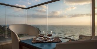 Azimut Hotel Medi Terre Netanya - Netanya - Toà nhà
