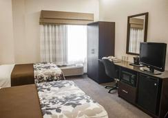 Sleep Inn & Suites Hagerstown - Hagerstown - Schlafzimmer