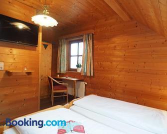Haus Helene im Öko-Feriendorf - Schlierbach - Bedroom