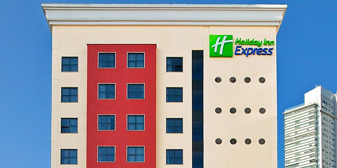 Holiday Inn Express Mexico Santa Fe - Mexico - Rakennus