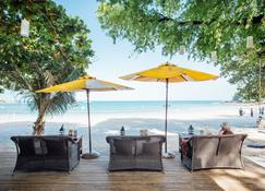 Vongdeuan Resort - Koh Samet - Ranta