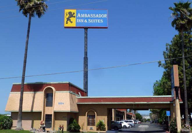 漢普頓諾福克拉昆塔套房酒店 - 佛雷斯諾 - 弗雷斯諾(加州) - 建築