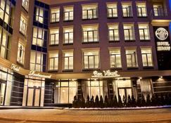 Kiroff Hotel - Charkov - Gebouw