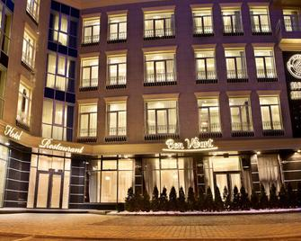 Kiroff Hotel - Kharkiv - Building