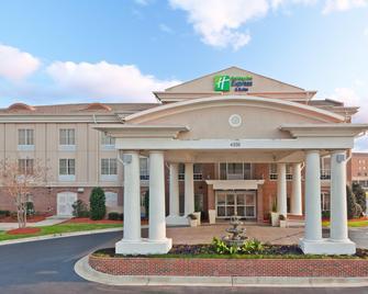 Holiday Inn Express & Suites Vicksburg - Vicksburg - Building