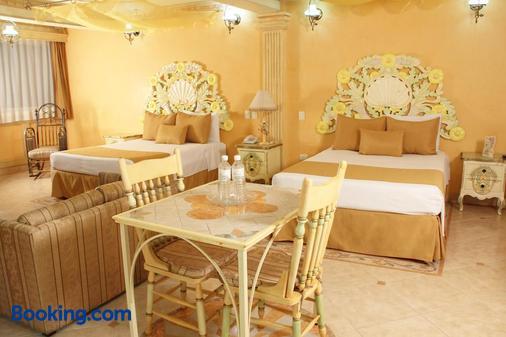 Hotel Villa Las Margaritas Plaza Cristal - Xalapa-Enríquez - Bedroom