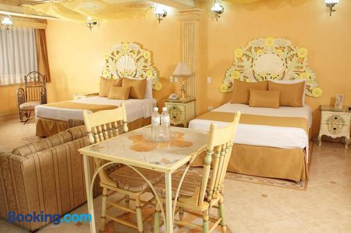 Hotel Villa Las Margaritas Plaza Cristal - Xalapa-Enríquez - Phòng ngủ