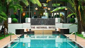 National Hotel, An Adult Only Oceanfront Resort - Miami Beach - Outdoors view