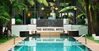 National Hotel, An Adult Only Oceanfront Resort - Miami Beach - Outdoor view