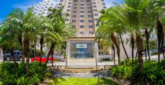 National Hotel, An Adult Only Oceanfront Resort - Bãi biển Miami - Toà nhà
