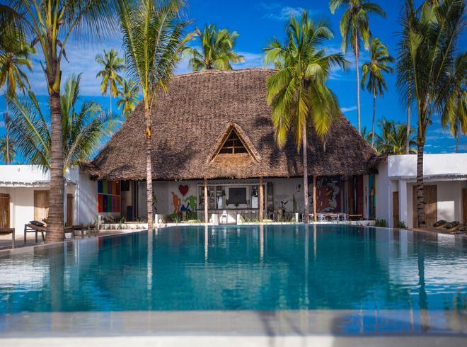 The Loop Beach Resort - Jambiani - Pool