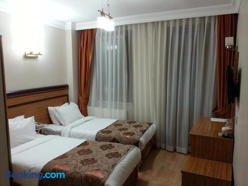 May Hotel - Istanbul - Bedroom