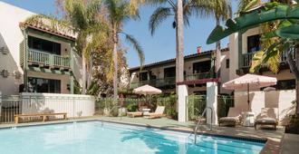 Palihouse Santa Barbara - סנטה ברברה - בריכה