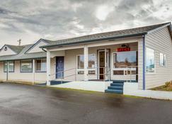 Rodeway Inn - Newport - Bangunan