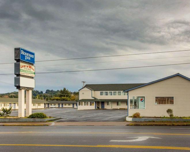 Rodeway Inn - Newport - Toà nhà