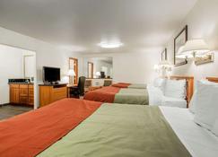 羅德威酒店 - 紐波特 - 紐波特(俄勒岡州) - 臥室