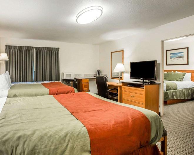 Rodeway Inn - Newport - Phòng ngủ