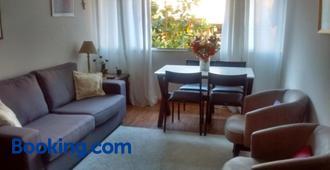 Apartamento Parque Jardim Europa - Rio de Janeiro - Living room