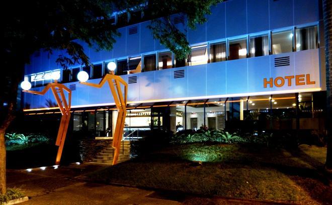 林英大道公園酒店 - 貝羅奥利松 - 貝洛奧里藏特 - 建築
