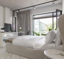 中央設計公寓飯店