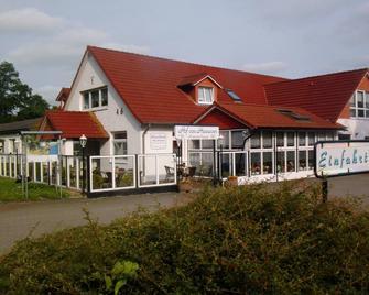 Hotel Hof Von Hannover - Wittmund - Edificio