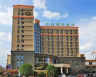 Sinkal Crown Hotel - Shangrao - Building