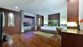 水門中心點酒店 - 曼谷 - 臥室
