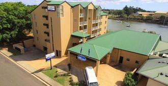 Burnett Riverside Hotel - Bundaberg - Building