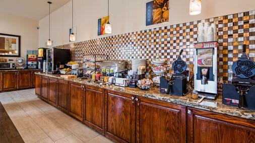 Best Western Plus Hobby Airport Inn & Suites - Houston - Bufé