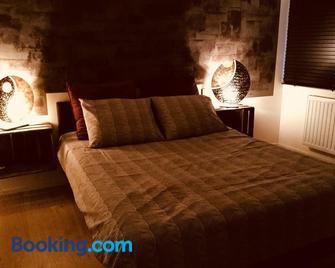 Villa vanille - Namur - Schlafzimmer