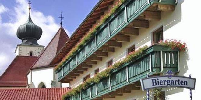 Landgasthof Zum Kirchenwirt - Passau - Bygning