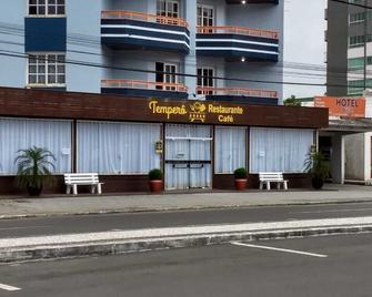 Hotel Napoli - Capão da Canoa - Edificio
