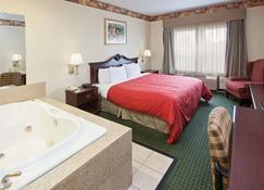 Country Inn & Suites by Radisson, Elkhart, IN - Elkhart - Makuuhuone
