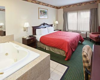 Country Inn & Suites by Radisson, Elkhart, IN - Elkhart - Camera da letto