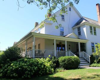 The B&B at Bartlett Farm - Guilford - Edificio