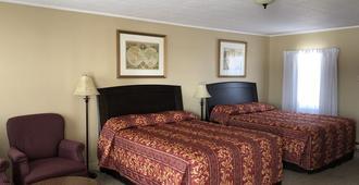 Dunlop Motel - Goderich - Bedroom