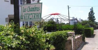 Les Chambres de Kerzerho - Erdeven - Outdoor view
