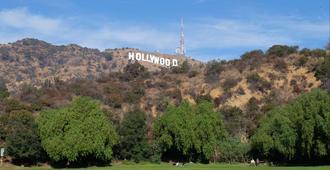 Economy Inn Motel Sylmar - Los Angeles - Udsigt